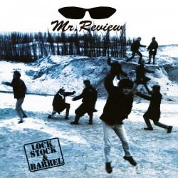 """MR. REVIEW """"Lock, Stock & Barrel"""" LP."""