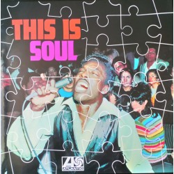 "VV.AA. ""This Is Soul"" LP."
