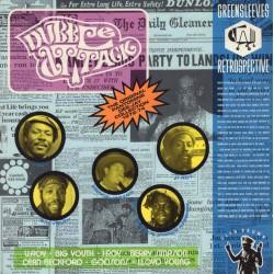 "GLEN BROWN ""Dubble Attack - Original Pantomine DJ Collection 1972-74"" LP."