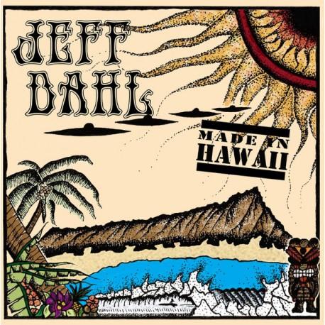 """JEFF DAHL """"Made In Hawaii"""" LP."""