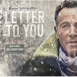 "BRUCE SPRINGSTEEN ""Letter To You"" 2LP Color."