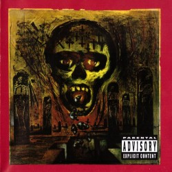 """SLAYER """"Seasons In The Abyss"""" CD."""