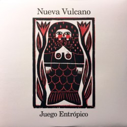 "NUEVA VULCANO ""Juego Entrópico"" LP."