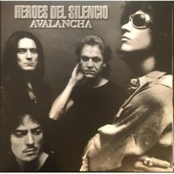 """HEROES DEL SILENCIO """"Avalancha"""" LP + CD."""