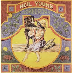 "NEIL YOUNG ""Homegrown"" LP."