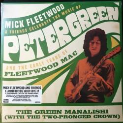 "MICK FLEETWOOD & FRIENDS ""The Green Manalishi"" LP Color RSD2020."