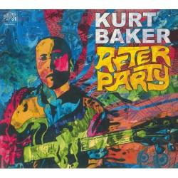 """KURT BAKER """"After Party"""" CD."""