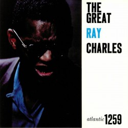 "RAY CHARLES ""The Great Ray Charles"" LP."