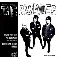 """CRAWLIES """"S/t"""" SG 7""""."""