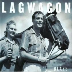 "LAGWAGON ""Blaze"" CD."