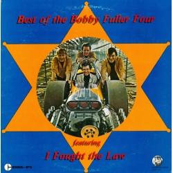 """BOBBY FULLER FOUR """"Best Of The Bobby Fuller Four"""" LP."""