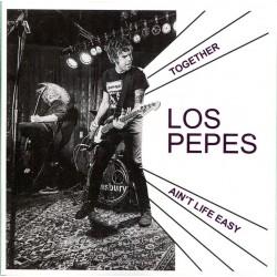 "LOS PEPES / JÍBAROS ""Split"" SG 7""."