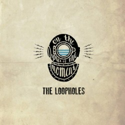 """LOOPHOLES """"On The Spur Of The Moment"""" LP H-Records"""