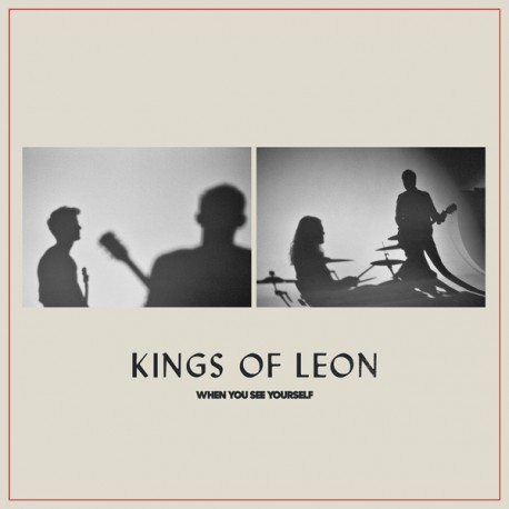 "KINGS OF LEON ""When You See Yourself"" CD."