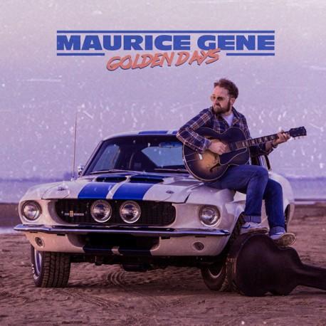 """MAURICE GENE """"Golden Days"""" LP."""