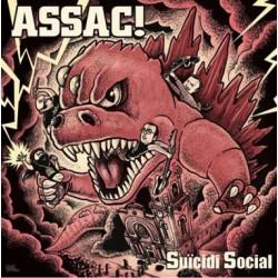 "ASSAC! ""Süicidi Social"" LP Color H-Records"