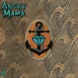"ANGRY MAMA ""S/t"" SG 7"" H-Records"