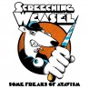 "SCREECHING WEASEL ""Some Freaks Of Atavism"" LP Color White."