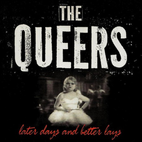 """QUEERS """"Later Days And Better Days"""" LP Color Purple."""