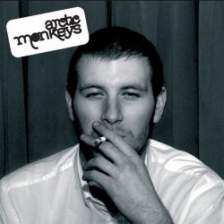 "ARTIC MONKEYS ""Whatever People Day I Am, That's What I'm Not"" LP."