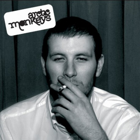 """ARTIC MONKEYS """"Whatever People Day I Am, That's What I'm Not"""" LP."""