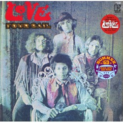 "LOVE ""Four Sail"" LP Color Green."