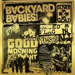 "BACKYARD BABIES ""Silver & Gold"" LP."