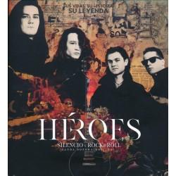 """HEROES DEL SILENCIO """"Silencio Y Rock'n'Roll"""" 2CD."""