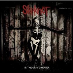 """SLIPKNOT """".5: The Gray Chapter"""" 2LP."""