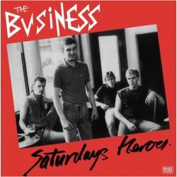 "BUSINESS ""Saturdays Heroes"" LP."