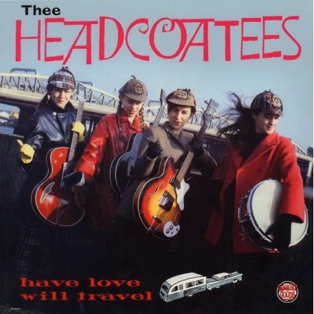 """HEADCOATEES """"Havo Love Will Travel"""" LP."""