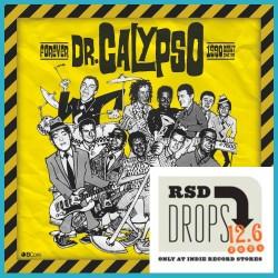 """DR. CALYPSO """"Forever"""" LP."""