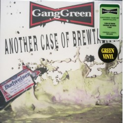 """GANG GREEN """"Another Case Of Brewtality"""" LP Color RSD2021."""