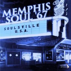 "VV.AA. ""Memphis Soul '67"" LP RSD2021."