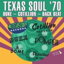 "VV.AA. ""Texas Soul '70"" LP RSD2021."