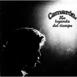 """CAMARÓN """"La Leyenda Del Tiempo"""" LP Color RSD2021."""