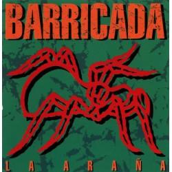 "BARRICADA ""La Araña"" LP."