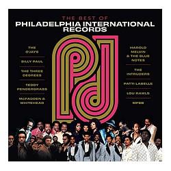"VV.AA. ""The Best Of Philadelphia International Records"" LP."