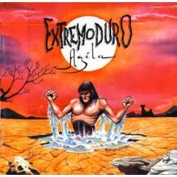 "EXTREMODURO ""Agíla"" LP + CD."