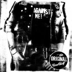 """AGAINST ME! """"The Original Cowboy"""" LP."""