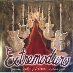 """EXTREMODURO """"Grandes Éxitos Y Fracasos Episodio Segundo"""" 2LP + 2CD."""
