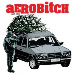 "AEROBITCH ""Last Rites"" SG 7"" Color RSD2021."