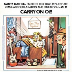 """VV.AA. """"Carry On Oi!"""" LP Color."""