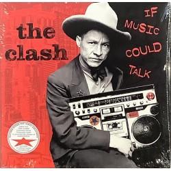"CLASH ""If Music Could Talk"" 2LP RSD2021."