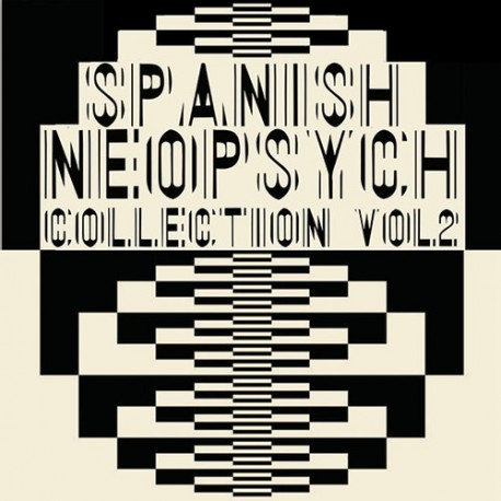 """VV.AA. """"Spanish Neo-Psych Collection Vol.2"""" LP Color RSD2021."""