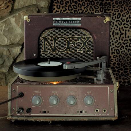 """NOFX """"Single Algum"""" LP."""