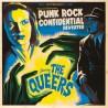 "QUEERS ""Punk Rock Confidential Revisited"" LP Color Blue."