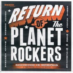 "PLANET ROCKERS ""Return Of The Planet Rockers"" LP."