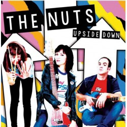"NUTS ""Upside Down"" LP."