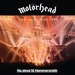 "MOTÖRHEAD ""No Sleep Til' Hammersmith"" LP."